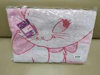Disney Marie 富貴貓 towel大毛巾浴巾