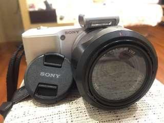 🚚 SONY NEX-3 二手類單眼相機