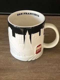 Starbucks San Francisco Relief mug