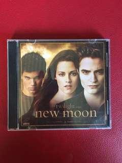Twilight, new moon, & eclipse CDs