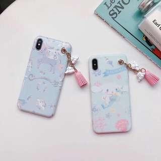 Sanrio cinnamoroll iPhone X casing