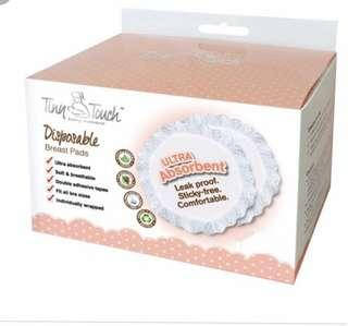 New Tiny Touch Disposable Breast Pads