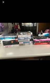 FOR SALE BOOKS // 150 pesos all :)