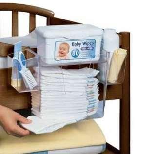DIAPER DEPOT | Dispenser for Baby Changing Station