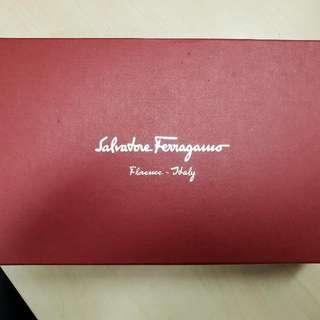 Pre Loved Red Salvatore Ferragamo