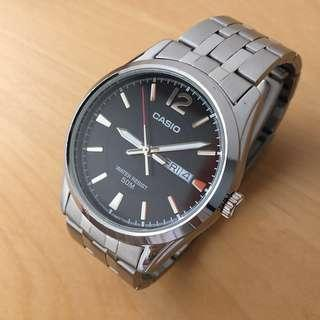 (PRICE REDUCED!) (Faulty) Casio Analog Men Quartz Watch