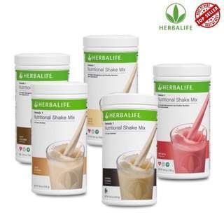Herbalife Meal Shakes