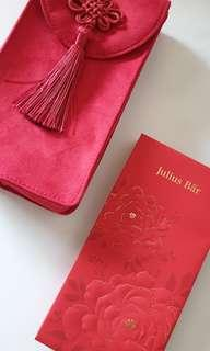 2019 LATEST Julius Bar Red Packet