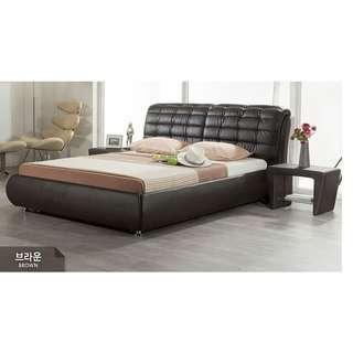 Cushion Bed Frame Import from Korea