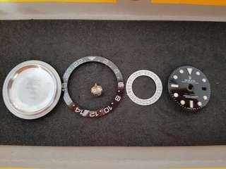 Gmt master ii parts. Rolex