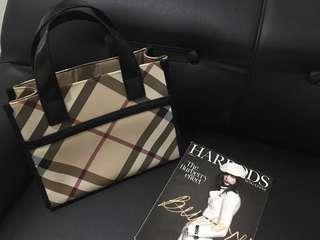 Burberry handy Bag