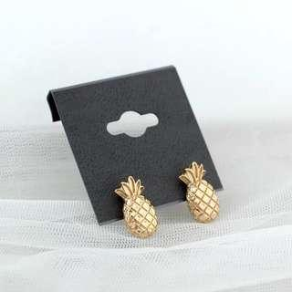 #CNY888 #CNYRED special pineapple earring