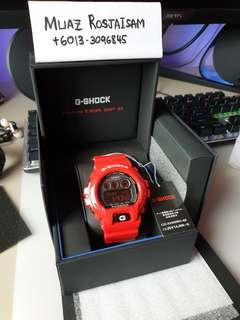 G-Shock GDX-6900RD Red Ducati