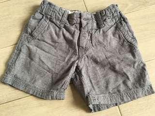 Cotton On Boys Blue Shorts 2-4y