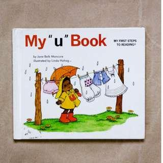 "My ""u"" Book 