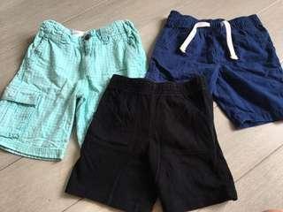 Bundle Boys Shorts 3-5y