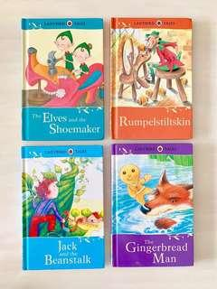 Ladybird Tales Story Books (Hard Cover)