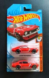 Hotwheels custom ford marverick