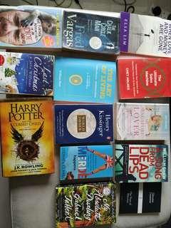 Books on sale