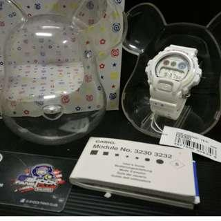 G-Shock X Bearbrick Limited Edition