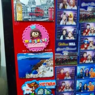 Customized ref magnets souvenir
