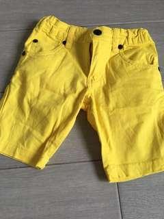 Mango Boys Shorts 4-6y