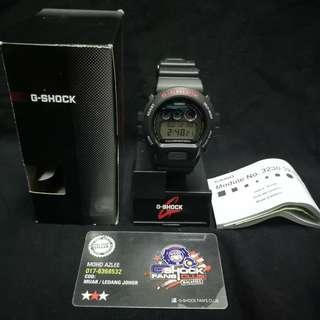 G-Shock DW-6900 Basic