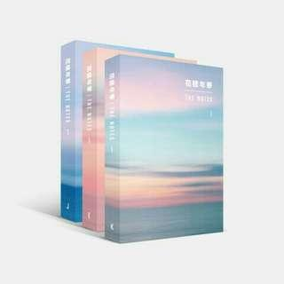 [Preorder]  BTS 花樣年華 THE NOTES 1+with pre order gift