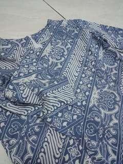 Batik dress bagussss