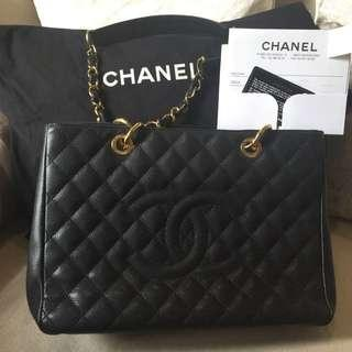 🚚 Chanel GST In gold Hardware
