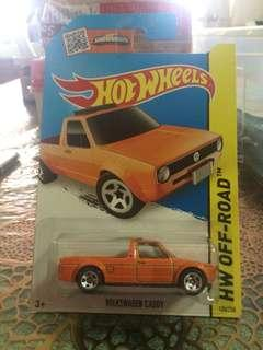 Hot Wheels - Volkswagen Caddy