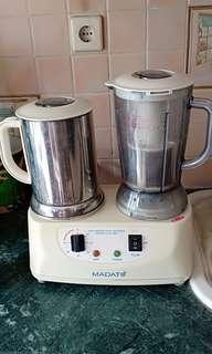 Madato food processor vitamax double deck