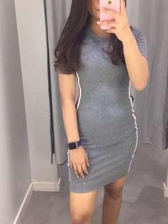 #onlinesale HnM bodycon dress