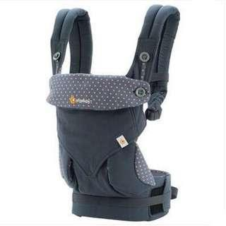 ERGOBABY Baby Carrier 360 Four Position