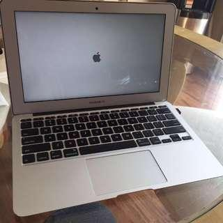 "MacBook Air 11""inch 2012"