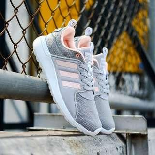 Adidas lite racer grey peach (bnwb)