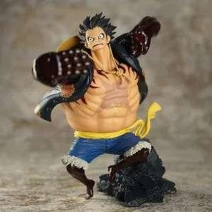 ACTION FIGURE one piece gear FOURTH monkey D Luffy