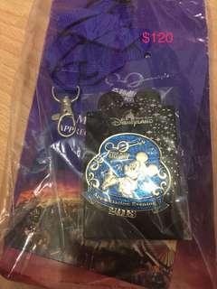 香港迪士尼非賣品米奇Mickey mouse pins徽章