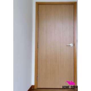 Solid Veneer Bedroom Doors for HDB & BTO