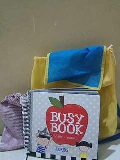 Busy Book ILO Kids Vol. 2
