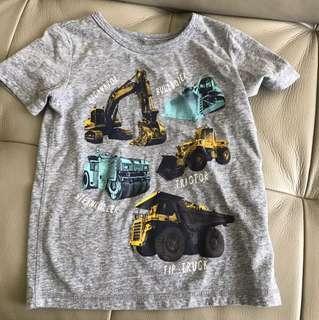 Boy T Shirt 4 yrs old