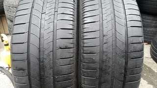 彰化員林 中古輪胎 二手輪胎 205 55 16 米其林 實體店面免費安裝