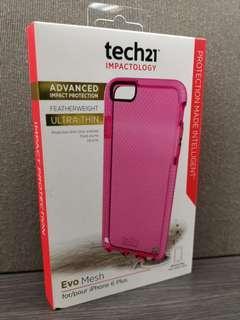 Evo Mesh Case for Apple iPhone 6 Plus/6S Plus 粉紅色抗震電話套
