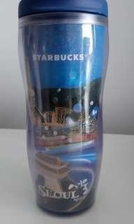 Starbucks Tumbler - Seoul (Night)