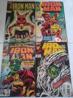 Iron Man Bundle (Marvel Comics)