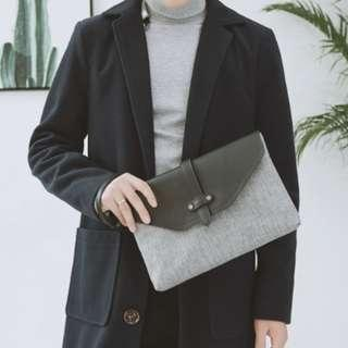 Jericho Leather Premium Clutch Bag