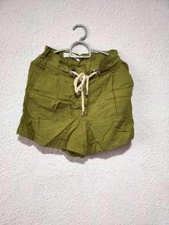 Blouse,shorts,bag