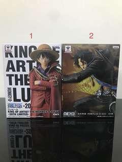 One Piece - Luffy / Ace