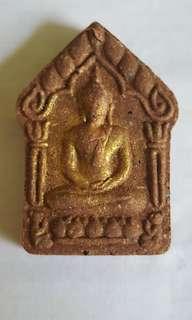 Phra Khun Paen Prai Kanya( 2nd batch Yah fan Jung, (silver takurt  behind)