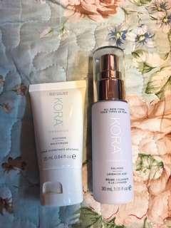 Kora Organics Daily Ritual Kit (Sensitive Skin)